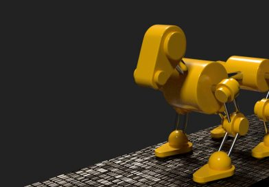 Blender Tutorial – Robot Dog Animation
