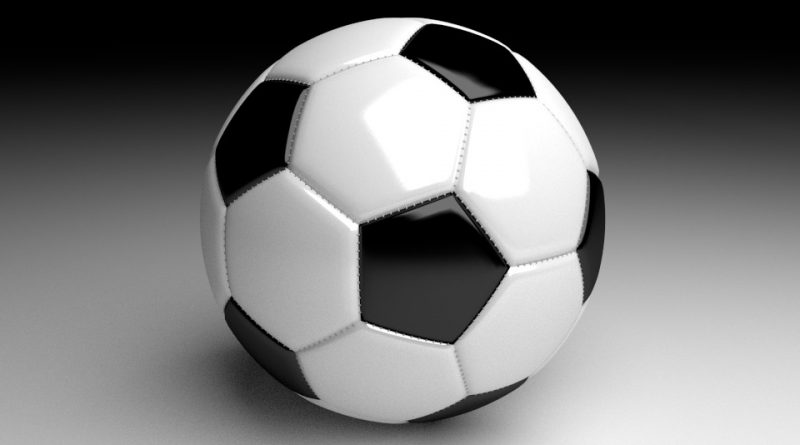 Blender Soccer Ball