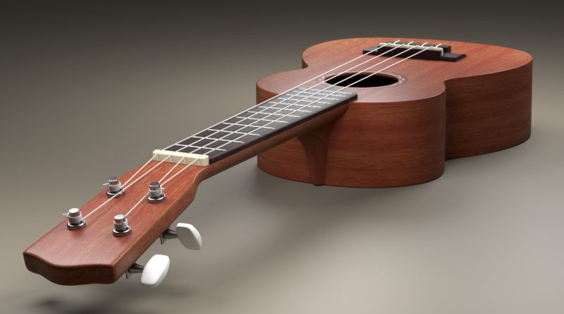 Blender Tutorial – Ukulele