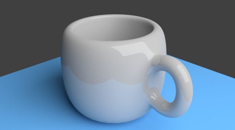 Blender Coffee Cup